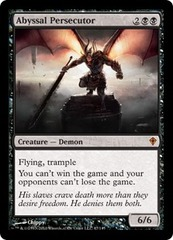 Abyssal Persecutor - Foil on Channel Fireball
