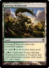 Stirring Wildwood - Foil