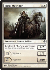 Ikiral Outrider - Foil