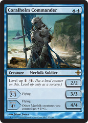 Coralhelm Commander - Foil on Ideal808