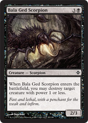 Bala Ged Scorpion - Foil on Channel Fireball