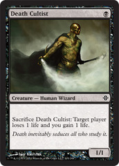Death Cultist - Foil