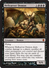 Hellcarver Demon - Foil
