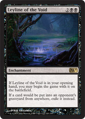Leyline of the Void - Foil on Channel Fireball