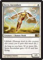 Serra Ascendant - Foil on Ideal808