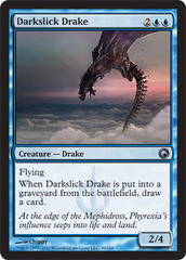 Darkslick Drake - Foil on Ideal808