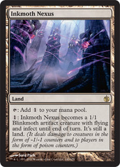 Inkmoth Nexus - Foil on Channel Fireball