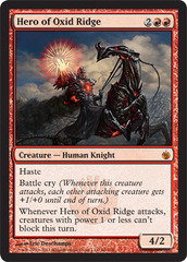 Hero of Oxid Ridge - Foil