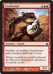 Gnathosaur - Foil