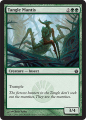 Tangle Mantis - Foil
