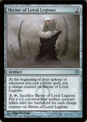 Shrine of Loyal Legions - Foil