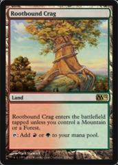Rootbound Crag - Foil