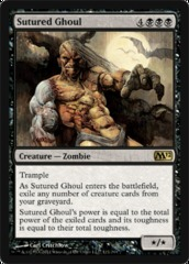 Sutured Ghoul - Foil