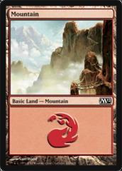 Mountain (245) - Foil