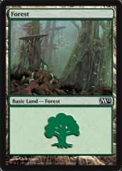 Forest (246) - Foil on Ideal808