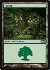 Forest (247) - Foil on Ideal808