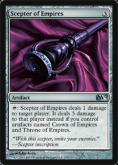 Scepter of Empires - Foil