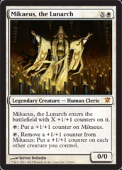 Mikaeus, the Lunarch - Foil on Channel Fireball