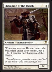 Champion of the Parish - Foil