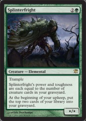 Splinterfright - Foil