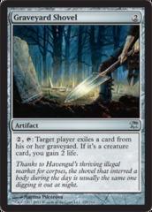 Graveyard Shovel - Foil