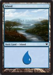 Island (255) - Foil