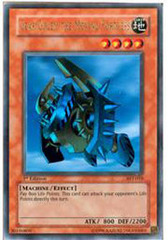 Gear Golem the Moving Fortress - AST-018 - Ultra Rare - Unlimited Edition