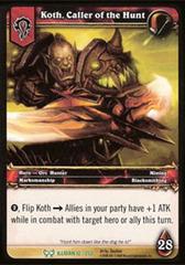 Koth, Caller of the Hunt