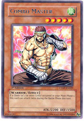 Combo Master - CDIP-EN029 - Rare - Unlimited Edition