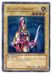 Queen's Knight - EEN-EN004 - Ultimate Rare - Unlimited Edition