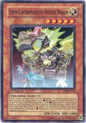 Super-Electromagnetic Voltech Dragon - EOJ-EN031 - Super Rare - Unlimited Edition