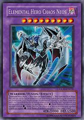 Elemental Hero Chaos Neos - GLAS-EN036 - Secret Rare - Unlimited Edition