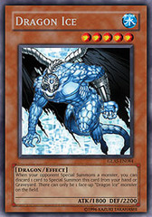 Dragon Ice - GLAS-EN084 - Secret Rare - Unlimited Edition