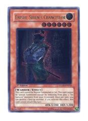 Enishi, Shien's Chancellor - GLAS-EN032 - Ultimate Rare - Unlimited Edition
