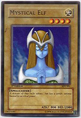 Mystical Elf - LOB-062 - Super Rare - Unlimited Edition