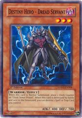 Destiny Hero - Dread Servant - LODT-EN004 - Common - Unlimited Edition