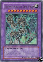 Ultimate Ancient Gear Golem - LODT-EN043 - Ultra Rare - Unlimited Edition