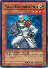 Aurkus, Lightsworn Druid - LODT-EN081 - Super Rare - Unlimited Edition