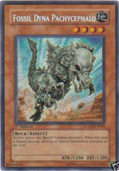 Fossil Dyna Pachycephalo - LODT-EN099 - Secret Rare - Unlimited Edition