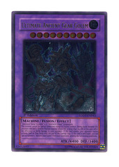 Ultimate Ancient Gear Golem - LODT-EN043 - Ultimate Rare - Unlimited Edition