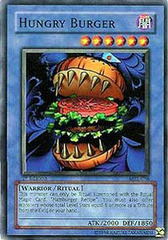 Hungry Burger - MRL-068 - Common - Unlimited Edition