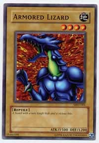 Armored Lizard - MRD-005 - Common - Unlimited Edition