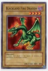 Blackland Fire Dragon - MRD-062 - Common - Unlimited Edition