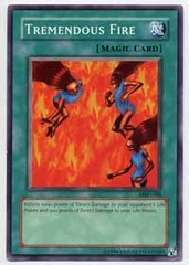 Tremendous Fire - MRD-088 - Common - Unlimited Edition