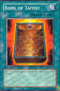 Book of Taiyou - PGD-034 - Common - Unlimited Edition