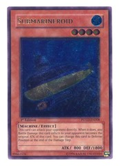 Submarineroid - POTD-EN008 - Ultimate Rare - Unlimited Edition