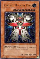 Perfect Machine King - RDS-EN012 - Ultimate Rare - Unlimited Edition
