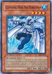 Elemental Hero Neo Bubbleman - SOI-EN004 - Common - Unlimited Edition