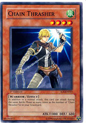 Chain Thrasher - SOI-EN015 - Common - Unlimited Edition on Channel Fireball