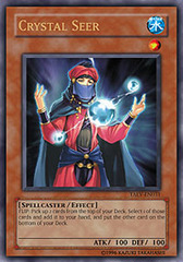 Crystal Seer - TAEV-EN031 - Ultra Rare - Unlimited Edition